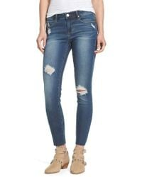 Articles of Society - Sarah Skinny Jeans - Lyst