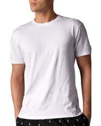 Polo Ralph Lauren - Crewneck T-Shirt, (2-Pack) - Lyst