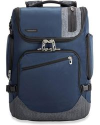 Briggs & Riley - 'brx - Excursion' Backpack - Lyst