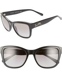 a2d4627644 Lyst - COACH Sunglasses Hc 8215 F 548287 Black in Black