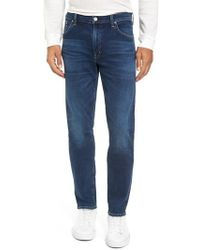 Citizens of Humanity | Gage Slim Straight Leg Jeans | Lyst