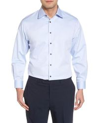 Nordstrom | Traditional Fit Non-iron Dress Shirt | Lyst