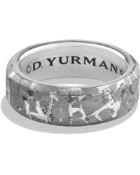David Yurman - Fused Meteorite Ring - Lyst