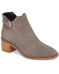 Cole Haan - Harrington Grand Buckle Bootie - Lyst