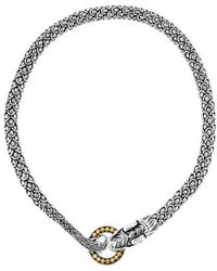 John Hardy - Legends Naga Dragon Necklace - Lyst
