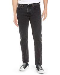 Levi's - X Justin Timberlake 501 Slim Taper Jeans - Lyst