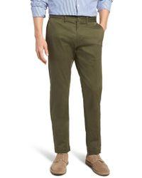 J.Crew - 484 Slim Fit Stretch Chino Pants - Lyst