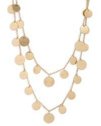 Panacea - Double Strand Necklace - Lyst