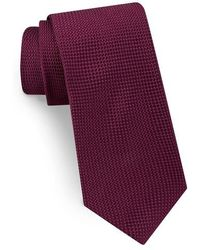 Ted Baker | Solid Silk Tie | Lyst
