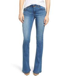 f8b70d5854 Wit & Wisdom - Ab-solution Itty Bitty Bootcut Jeans - Lyst