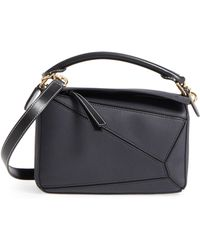 a37851964322 Loewe - Small Puzzle Leather Bag - Lyst