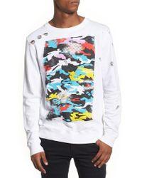 Antony Morato - Graphic Sweatshirt - Lyst