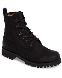 Blackstone - Ol23 Lace-up Boot - Lyst