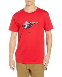 Obey - Cultural Rigor Mortis Premium T-shirt - Lyst