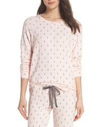 Pj Salvage - Peachy Pajama Top - Lyst