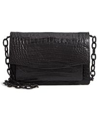 Nancy Gonzalez - Medium Genuine Crocodile Bag - Lyst