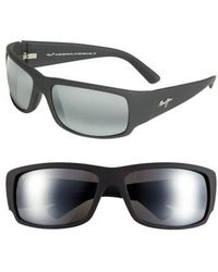 Maui Jim - 'world Cup - Polarizedplus2' 64mm Sunglasses - Lyst