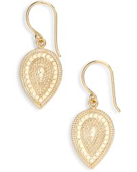 Anna Beck - Beaded Drop Earrings - Lyst