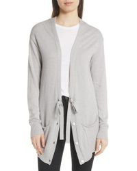 Brochu Walker - Bray Cotton & Cashmere Cardigan - Lyst