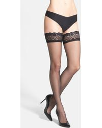 Commando - Up All Night Stay-up Stockings - Lyst