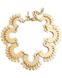 Lele Sadoughi - Pinata Collar Necklace - Lyst