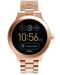 Fossil Q - Venture Gen 3 Bracelet Smartwatch - Lyst