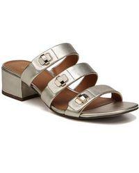 Sarto - Arabesque Strappy Slide Sandal - Lyst