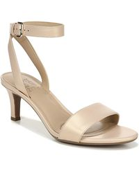 cc71809e22 Vince Camuto Velenza Block Heel Ankle Strap Dress Sandals in White ...