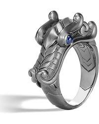John Hardy - Men's Legends Naga Ring - Lyst