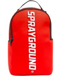 Sprayground - Rubber Logo Backpack - - Lyst