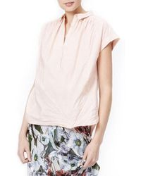 Loyal Hana | Shannon Maternity/nursing Top | Lyst