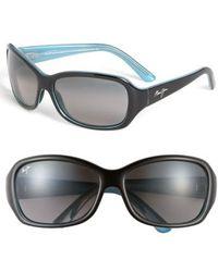 Maui Jim - Pearl City 63mm Polarizedplus2 Sunglasses - Lyst