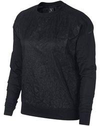 Nike - Seasonal Water Repellent Women's Pullover Running Jacket - Lyst