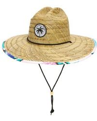 Rip Curl - Ophelia Straw Sun Hat - Lyst
