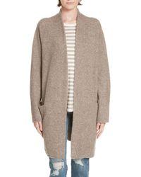 Jenni Kayne - Open Sweater Coat - Lyst