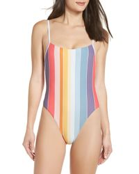 Rip Curl - Chasing Dreams One-piece Swimsuit - Lyst
