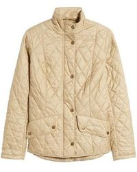 Barbour - Cavalry Flyweight Quilt Jacket - Lyst