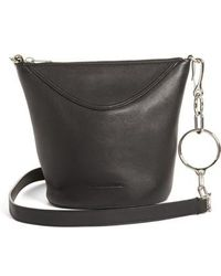 Alexander Wang - Ace Leather Bucket Bag - Lyst