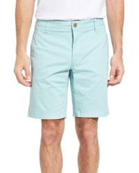 Tailor Vintage - Stretch Twill Walking Shorts - Lyst