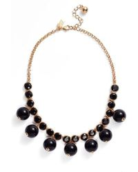 Kate Spade - True Colors Bauble Necklace - Lyst