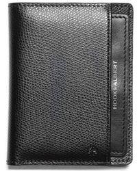 Hook + Albert   Leather Bifold Wallet   Lyst