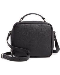 Treasure & Bond - Ryan Leather Top Handle Crossbody Bag - Lyst