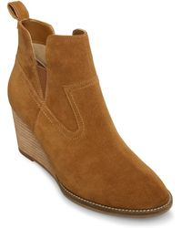 496c05ff9b9e Blondo - Irving Waterproof Wedge Bootie - Lyst
