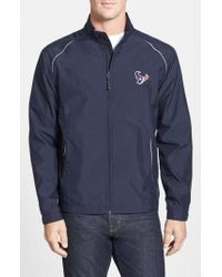 Cutter & Buck - 'houston Texans - Beacon' Weathertec Wind & Water Resistant Jacket - Lyst