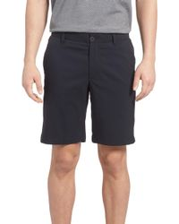 Under Armour - Takeover Regular Fit Golf Shorts - Lyst