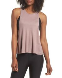 Alo Yoga - Flow Tank Thermal - Lyst