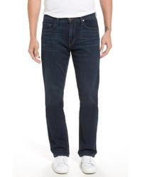 PAIGE | Doheny Relaxed Fit Jeans | Lyst