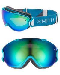 Smith - I/os Chromapop Snow Goggles - Lyst