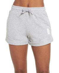 Les Girls, Les Boys - French Terry High Waist Shorts - Lyst