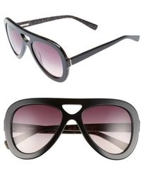 Derek Lam - 54mm Aviator Sunglasses - Lyst